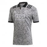 Entrainement Rugby All Blacks 2018 Gris